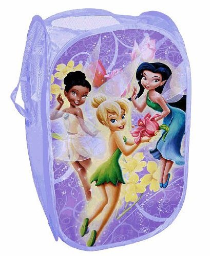 Disney Princess Fairy TinkerBell Pop-Up Hamper … ()