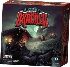 Giochi Uniti La Furia di Dracula - Juego de tablero