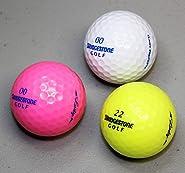 24 AAA Bridgestone Lady Precept Recycled Golf Balls