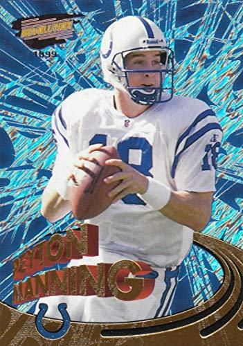 1999 Pacific Revolution #74 Peyton Manning #74 NM Near Mint ()