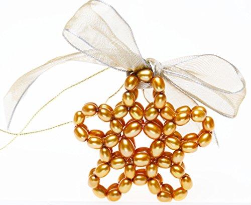 Honora Cultured Freshwater Pearl Star Ornament