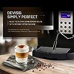 LinZX-Macchina-Professionale-Automatica-da-caff-Espresso-con-Mulino-per-Cereali-e-cappuccinatore