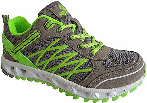 Damen Laufschuhe Sportschuhe Turnschuhe Sneaker Schuhe Gr.36 - 41 Art.-Nr.5711 grau