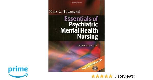 Essentials Of Psychiatric Mental Health Nursing Third Edition