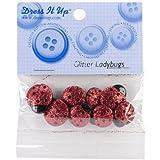 4426 Glitter Ladybugs