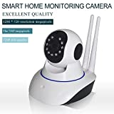 Auto Safety Wireless Camera HD 720P Security Network Surveillance Camera, Remote Motion Detect Alert Infrared Night Vision, Baby Monitor IP Camera,PC/iPhone/ Android View