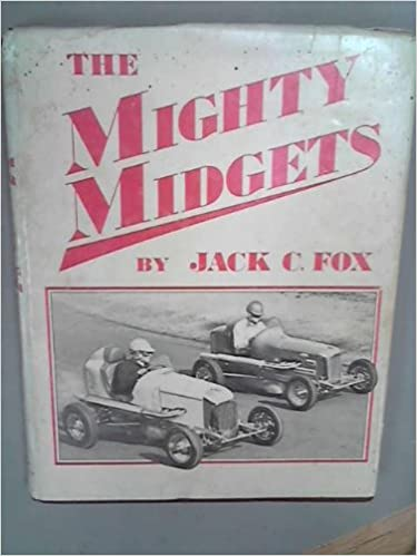 Auto History Illustrated Midget Midget Mighty Racing