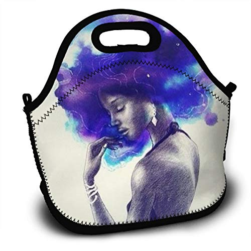 YOHHOY Neoprene Insulated Lunch Tote Bag for Women