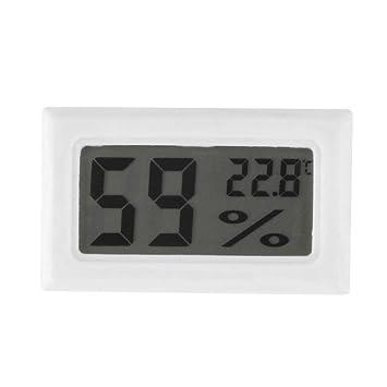 XIYAO Thermometer Digital Hygrometer Luftfeuchtigkeit Sensor Für  Kühlschrank, Aquarium, Haus, Büro, Innen