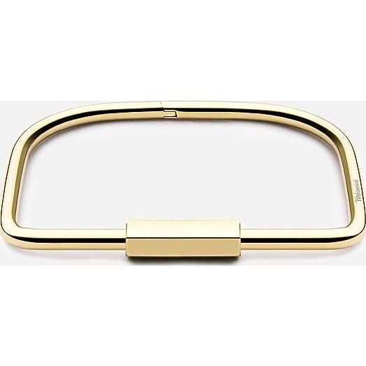 Miansai Bare Cuff Gold Plated n3cFE8wPB