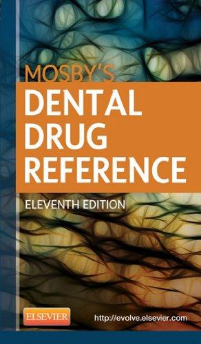 Mosby's Dental Drug Reference Pdf