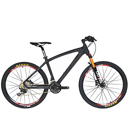 BEIOU Carbon Fiber Mountain Bike Hardtail MTB 10.65 kg SHIMA