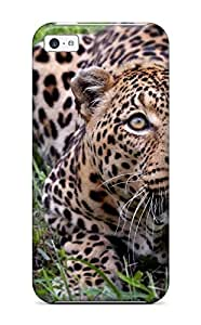 linJUN FENGNew Shockproof Protection Case Cover For iphone 4/4s/ African Leopard Case Cover