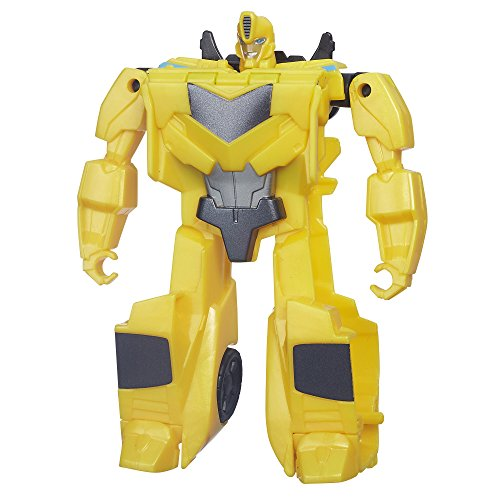 [해외] TRANSFORMERS ROBOTS IN DISGUISE 1-STEP CHANGERS PATROL MODE BUMBLEBEE FIGURE