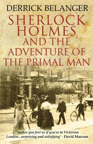 Sherlock Holmes: The Adventure of the Primal Man
