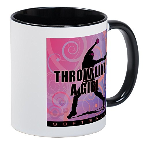CafePress - 2011 Softball 8 Mug - Unique Coffee Mug, Coffee Cup