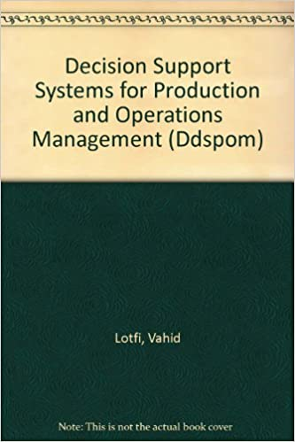 history of production and operation management