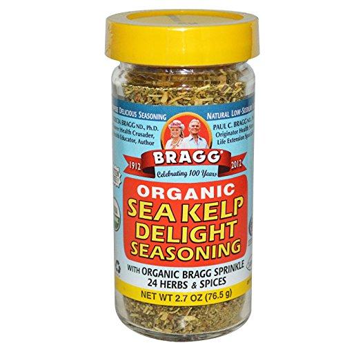 Bragg Organic Kelp Delight Seasoning