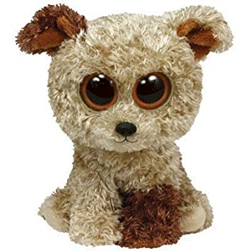a624e8d705c Image Unavailable. Image not available for. Color  TY Beanie Boo Buddy  9 quot  Plush - Dog Rootbeer ...