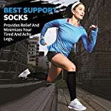 Compression Socks for Men and Women - Best for