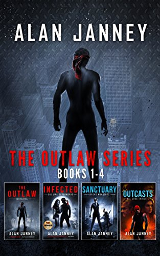 Outlaw Series - The Outlaw Series: Books One - Four