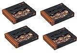 50 Nespresso Lungo Forte Coffee Cartridges Pro NEW (4 boxes - 200 capsules)