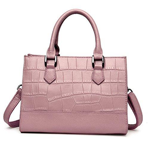 Sac À Nouveau Sac À Mode Main Vert Business Pink Dames GWQGZ Bref Bandoulière Unique 4wSqnzzvZ