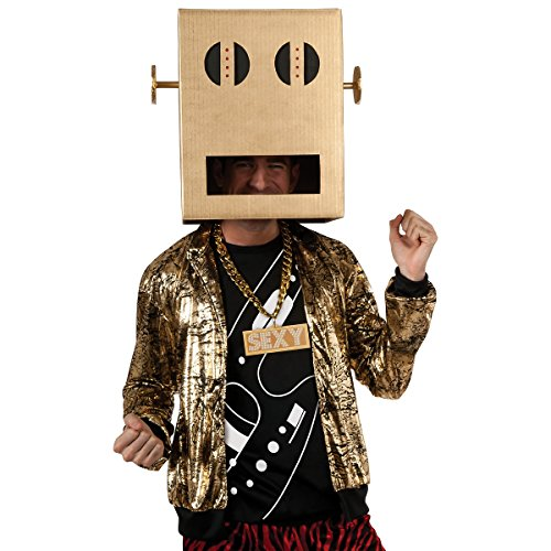 Shuffle Bot Party Rock Anthem Adult Costume - Standard -