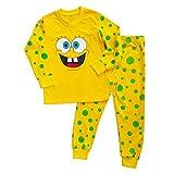 Boys Fall/Winter Spongebob Squarepants Nightgown Sleep Pants Pajama Sets (6y)
