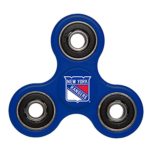 NHL New York Rangers Three Way Diztracto Spinnerz