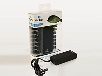 CoolBox - Cargador Universal para Portátiles + USB: Coolbox: Amazon.es: Informática