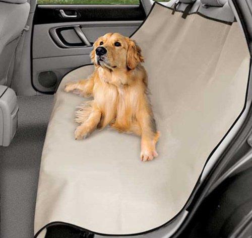 Zoozio ® impermeables para asientos traseros del coche auto de la cubierta protectora para mascotas Dog
