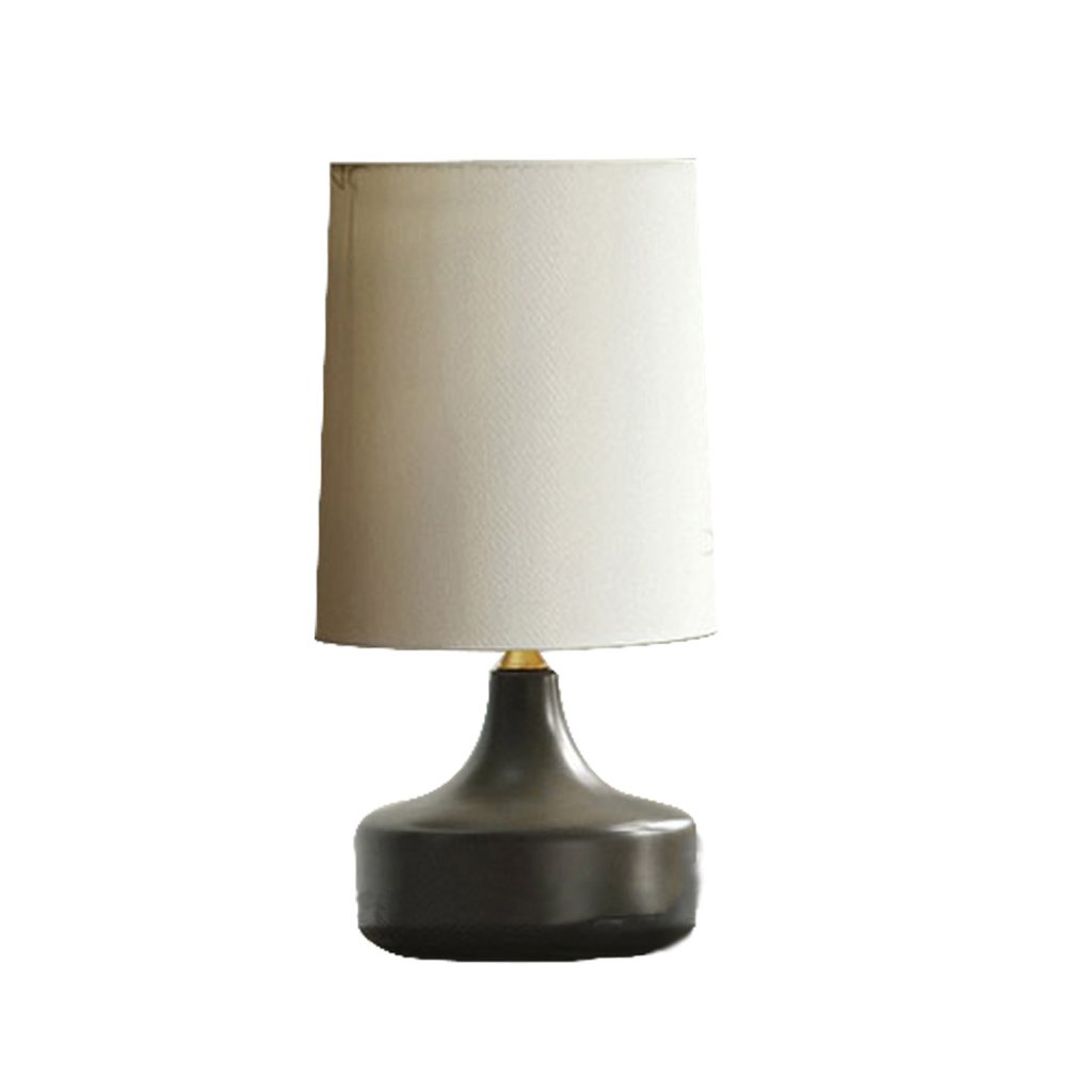 Amazon Com Table Lamp American Creative Black White Ceramic Table