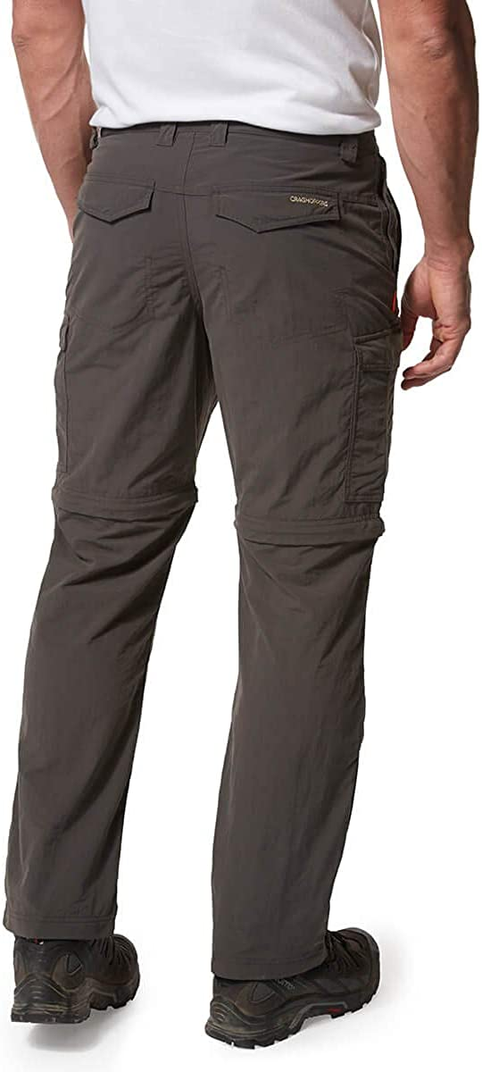 Regular Leg Craghoppers NosiLife Convertible II Trousers SS20