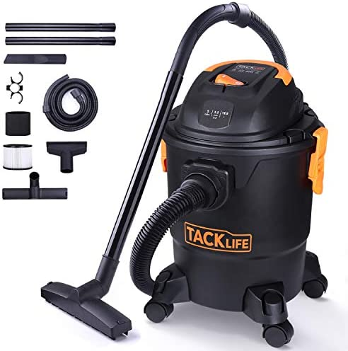 TACKLIFE Wet Dry Vacuum