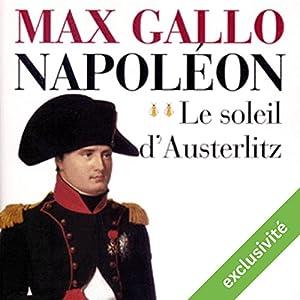 Le soleil d'Austerlitz (Napoléon 2) | Livre audio