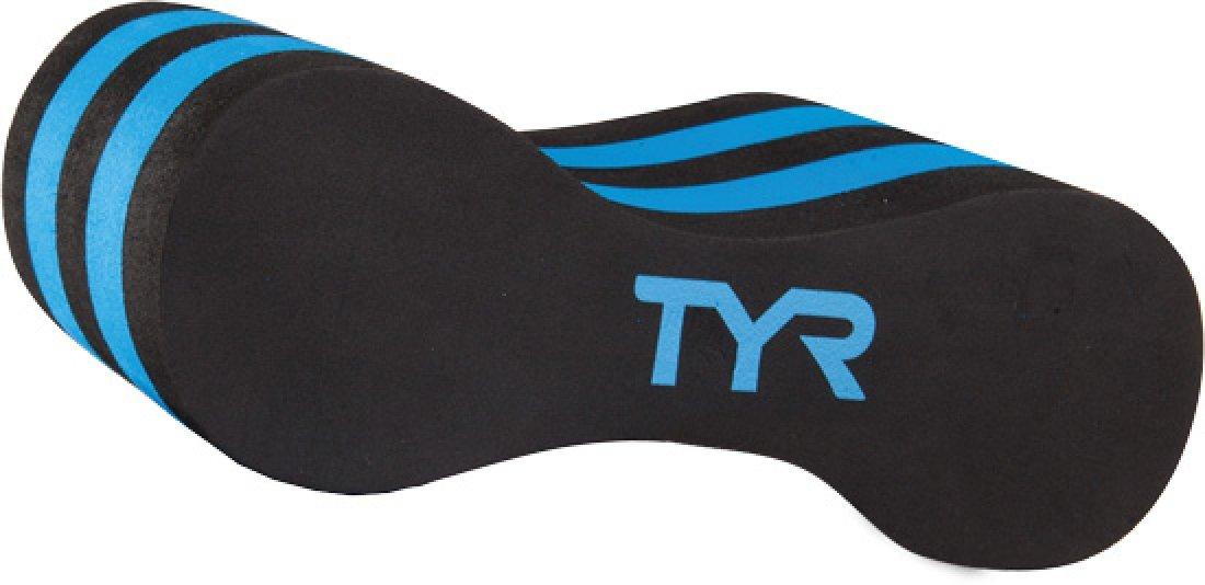 TYR Junior Pull Float, Black/Blue