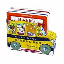 Richard Scarry's School Bus Box Set
