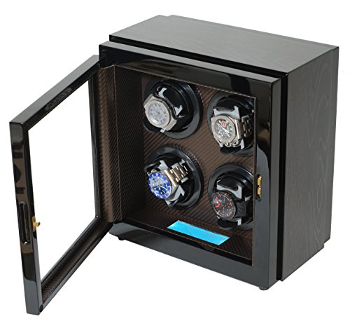 Belocia automatic watch winder for self winding wathces like Rolex, Omega, Breitling, Hublot and more by Belocia