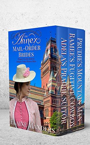 The Annex Mail-Order Brides: Prequel to Intrigue under Western Skies by [Manders, Elaine]