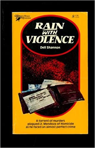 Rain With Violence (Raven House, No. 8)