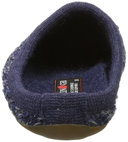 jeans 72 Soho slippers Jeans Everest 483108 0 blue Women Haflinger 8UXqff