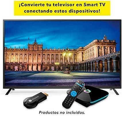 Televisor Led 60 Pulgadas Full HD TD Systems K60DLT7F. Resolución ...