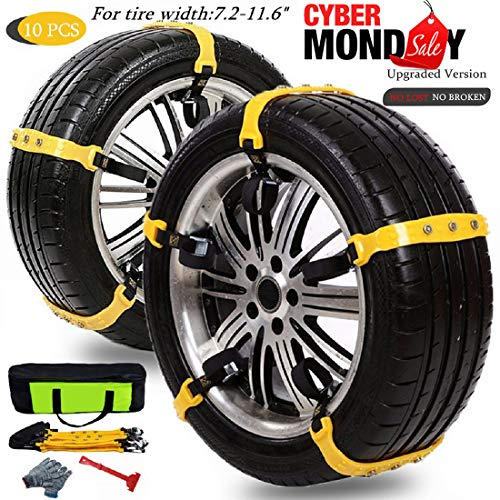Check expert advices for snow chains for suv?