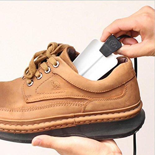 SéChoir Chaussures à XIE Radiateur SéChoir à Core SéChoir Chaussettes Dual à Blanc Chaussures Bottes Toutes Chaussures Chaussures pour 8AH6xqH
