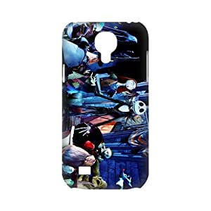 film The Nightmare Before Christmas Case for SamSung Galaxy S4 mini 3D Hard Plastic Shell Cover(HD image)
