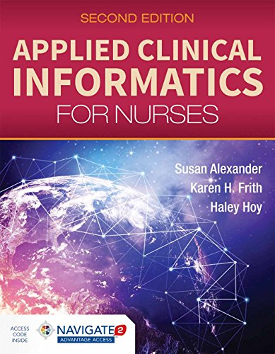 Free read applied clinical informatics for nurses ebook hardcover free read applied clinical informatics for nurses ebook hardcover online fandeluxe Choice Image