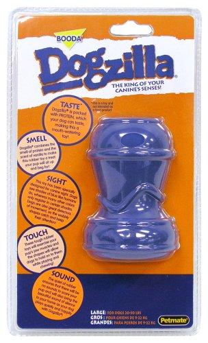 Petmate Dogzilla Rubber Free Shape dog toy, Large, My Pet Supplies
