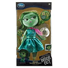 Inside Out Talking Doll, Disgust by Disney