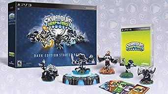 Skylanders Swap Force - Dark Edition Starter Pack [Importación Inglesa]: Amazon.es: Videojuegos